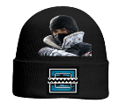Frost RBSS - Custom Embroidered Otto Beanie 82-480 C1BFC20B646E