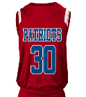 p Youth V-Neck Custom Basketball Jerseys