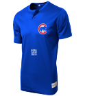 name-name-13 - Custom Heat Pressed Cubs Youth 2-Button MLB Jersey - MLB181 51F4884EC1BB