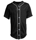 04-Greige-04 - Custom Heat Pressed Adult Full Button Baseball Jersey - N4184 BC0710DE7976