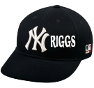 RIGGS - Custom Heat Pressed New York Yankees - Official MLB Hat for Little Kids Leagues C0DF7BBA1085