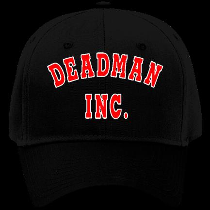 3f859987f05 undertaker deadman inc 4 - Custom Embroidered Otto Cotton Twill Hat 19-061  32F0C038147C