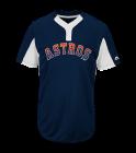 ASTROS Custom Astros Two-Button Jersey - Astros-MAI383