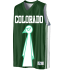 Colorado - Custom Embroidered Youth Basketball Jerseys & Uniforms Reversible - 756 5C797A67DC3D