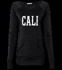 CALI Galway Girl Ladies Off The Shoulder Alternative Sweatshirt