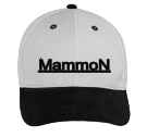 MammoN - Custom Embroidered Low Pro Suede Visor Otto Cap 21-152 072D40339066