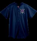 VailVail1 DISCONTINUED Mesh Baseball Jersey - Augusta - 437
