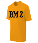 BMZ This could be my favorite Adult Racer Wicking Mesh Tee