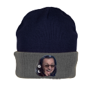 GLLLL - Custom Heat Pressed Knit Two Colored Beanie - R19 2091999A02E8