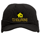 TD Solutions - Custom Embroidered Visor Beanie Otto Cap 90-647 6E76B2BAD85B