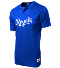 Little-Caesars Royals MLB 2 button Youth Jersey - MLB181