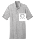 Double-Crossers-s Adult Polo Pocket Shirt
