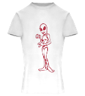 3hree2wo - Custom Embroidered Youth Compression Crew Tshirt - 2621 A1750843F2D7