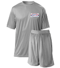 "gymgear - Custom Heat Pressed Spirit Pack | Adult Wicking Tee 9"" Polyester Mesh Shorts - N3142_N5296 CFDABDDE4A88"