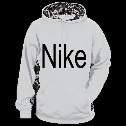 Nike - Custom Heat Pressed Adult Digital Camouflage Hoodies - 1464  97EF00486BA0 d83991483553