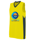 DSC-w Ladies Two Color Sleeveless Jersey